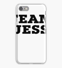 Team Jess iPhone Case/Skin