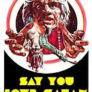 Say You Love Satan 80s Horror Podcast - The Devils Rain by sayyoulovesatan