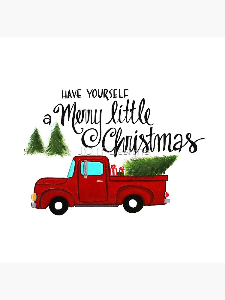 Merry Little Christmas by JOTFDesigns