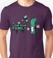 Cute Monster Unisex T-Shirt