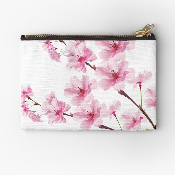 Sakura Cherry Blossom Zipper Pouch