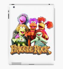 Fraggles! iPad Case/Skin
