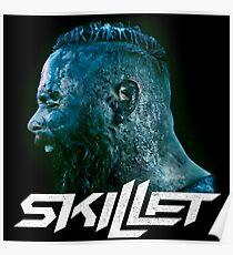 Skillet Unleashed Poster