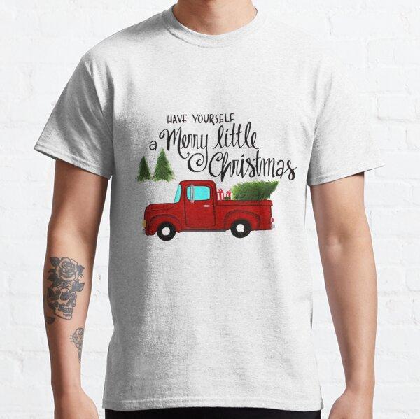 Merry Little Christmas Classic T-Shirt