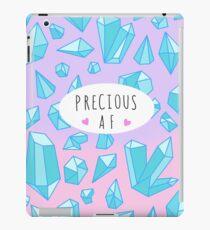 Precious AF iPad Case/Skin