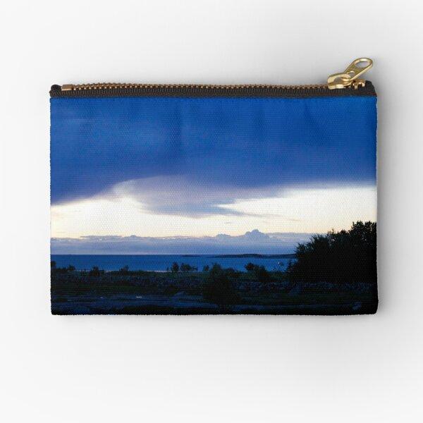 See landscape  - Norway. Zipper Pouch