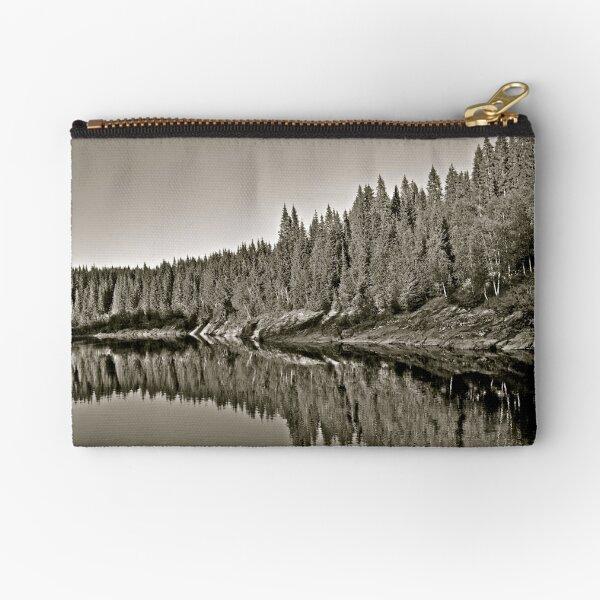 Namsen River . Moen . Trondelag . Norway. by Brown Sugar . Views (291) thx! Zipper Pouch