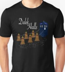 A Dalek Christmas - Dalek the Halls T-Shirt