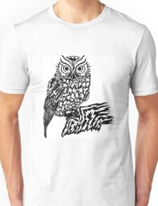 Hoo's There Unisex T-Shirt