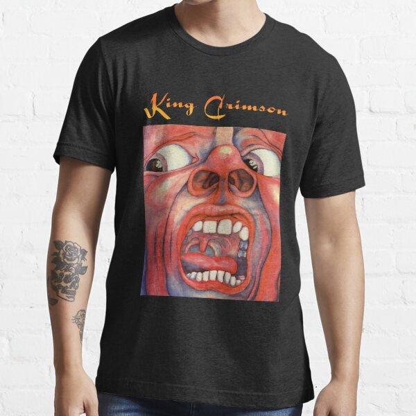 KING CRIMSON als suche zu löschen Essential T-Shirt
