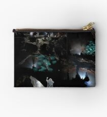 HOLOGRAMMIC SPACE. Object Studio Pouch