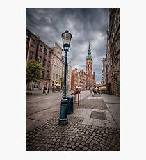 Long Market Street Photographic Print
