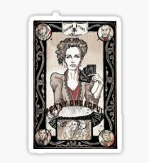 showtime penny dreadful Sticker