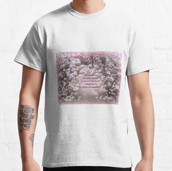 QUIET Classic T-Shirt