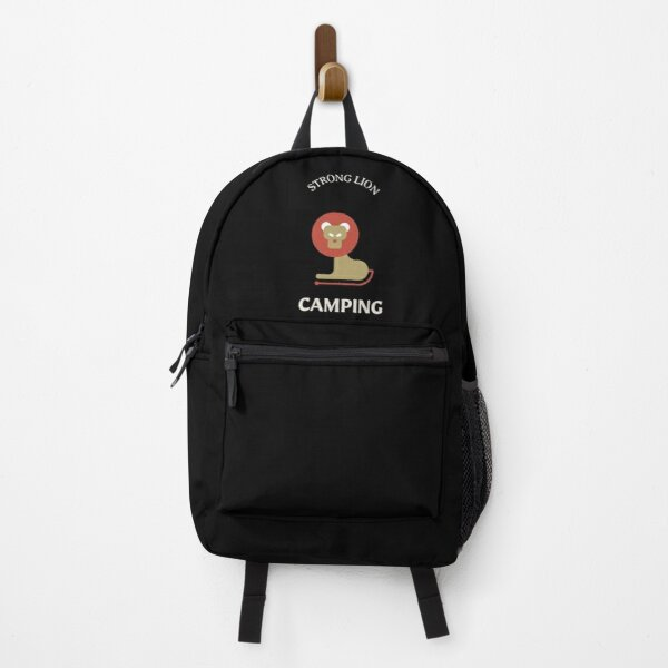 Strong Lion Camping Backpack