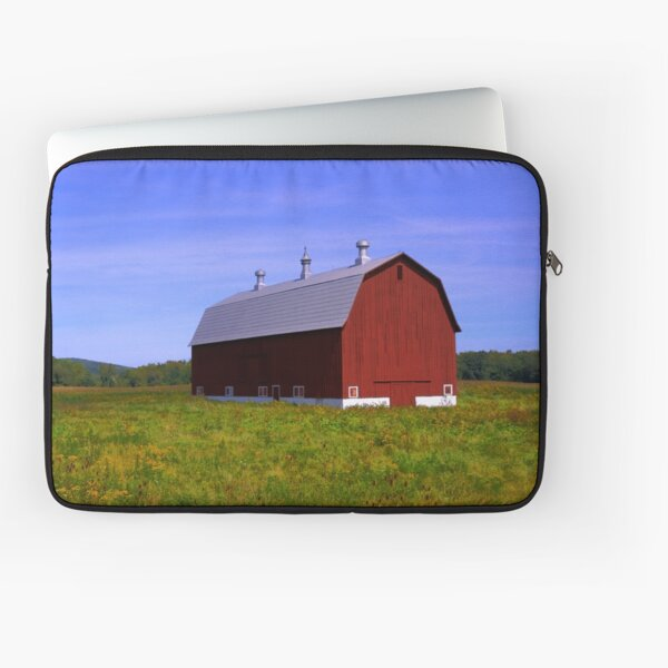 The Red Barn Laptop Sleeve