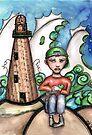 Sad little guy by Jenny Wood