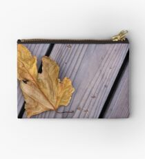 First Sign of Autumn Studio Pouch
