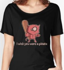 Devil Pinata Women's Relaxed Fit T-Shirt