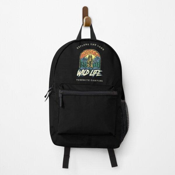 Yosemite Camping Backpack