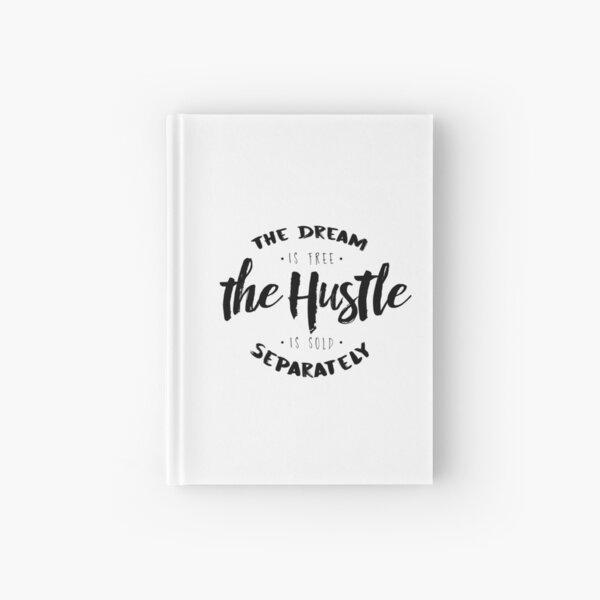 Hustle Sold Separately Hardcover Journal