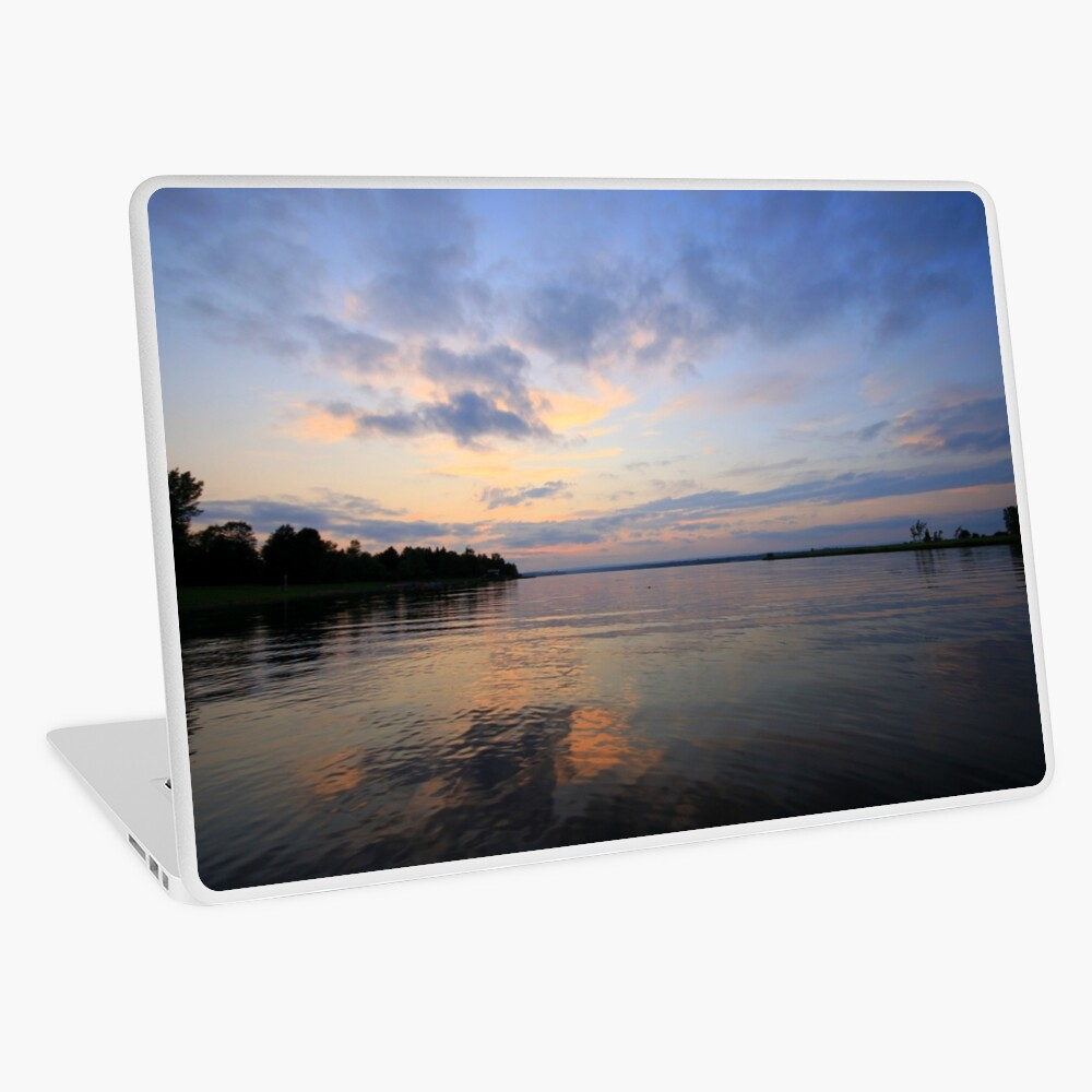 Voyageur Sunset Laptop Skin