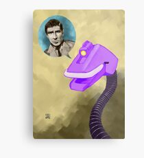 Richard Basehart! Metal Print