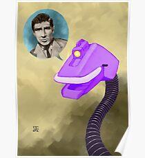 Richard Basehart! Poster