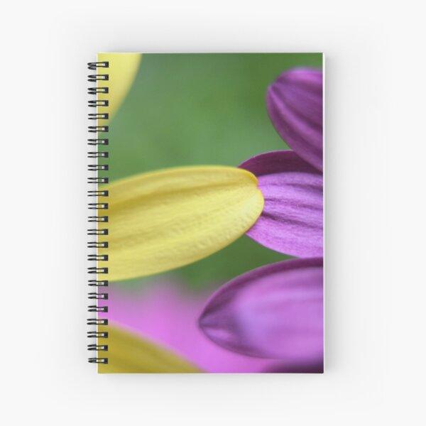 Spring Fling Spiral Notebook