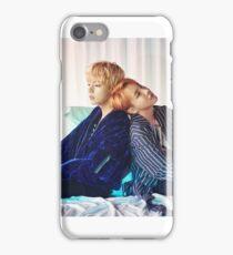 V & J-Hope - Wings iPhone Case/Skin
