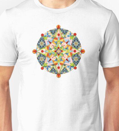 Elizabethan Blossom Starburst T-Shirt