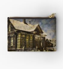 Welcome To Our House Studio Pouch