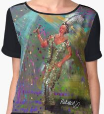 Sydney Blues and Roots - 'Dreamboogie' Chiffon Top