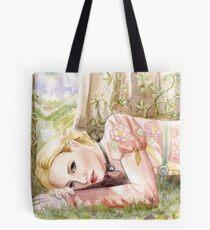 Briar Rose Dreams Tote Bag