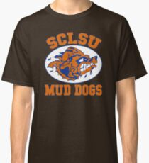 SCLSU Mud Dogs Classic T-Shirt