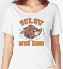 SCLSU Mud Dogs Women's Relaxed Fit T-Shirt