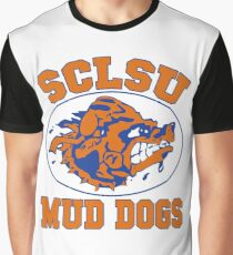 SCLSU Mud Dogs Graphic T-Shirt