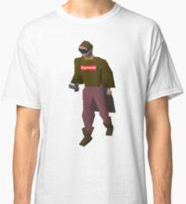 Oberster Runescape-Charakter Classic T-Shirt