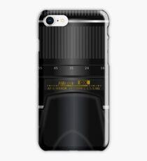 Nikon Camera iPhone Case/Skin
