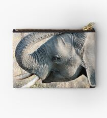 Young Elephant Studio Pouch