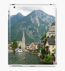 Salzkammergut, Austria iPad Case/Skin