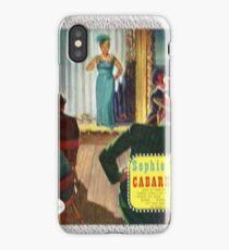 Sophie Tucker Cabaret Days iPhone Case