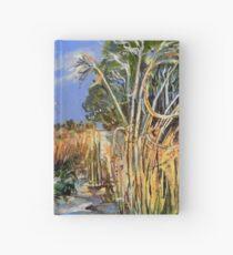 Hidden Life in the Swamp by Gidja Walker (Phragmites australis) Set 1 of 3 Hardcover Journal