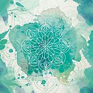 Green mandala by creativelolo