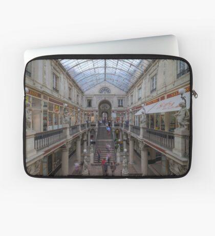 Canopied - Passage Pommeraye Laptop Sleeve
