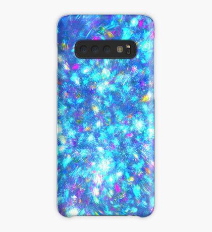 Winter #fractal art Case/Skin for Samsung Galaxy