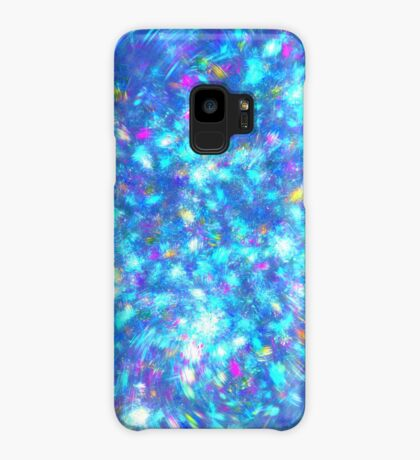 Winter #fractal art Case/Skin for Samsung Galaxy