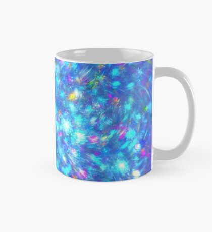 Winter #fractal art Mug