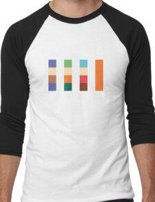 South Park Minimalistic Men's Baseball ¾ T-Shirt