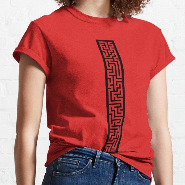 Maze 5x40 - Black Classic T-Shirt